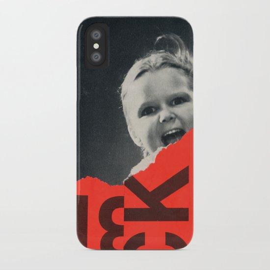 let it out iPhone Case