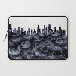 Chicago Skyline Illionois Laptop Sleeve