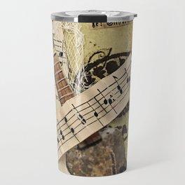 Music to Spare Travel Mug