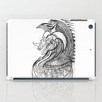 dragon iPad Cases featuring Dragon. by sonigque
