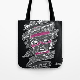 No god in my history Tote Bag