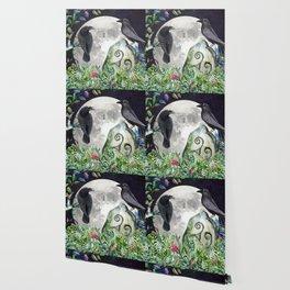 Raven Moon Magick Wallpaper