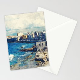 Trapani art 19 Sicily Stationery Cards