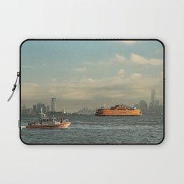 Coast Guard & Staten Ferry Laptop Sleeve