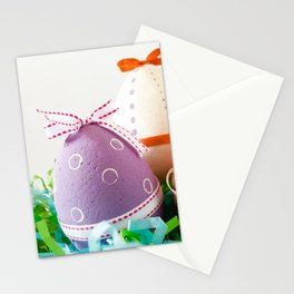 Happy easter! Stationery Cards