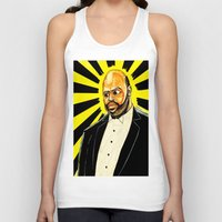 "fresh prince Tank Tops featuring Fresh Prince - ""The Ascension of James/Phil"" by hawkeyesour"