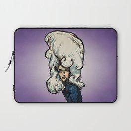 Marshmallow Hair Laptop Sleeve