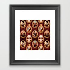 GaGallery Framed Art Print