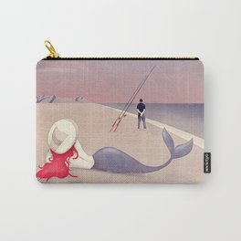 Keep Fishing Carry-All Pouch