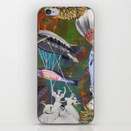 Underwater ballet iPhone Skin