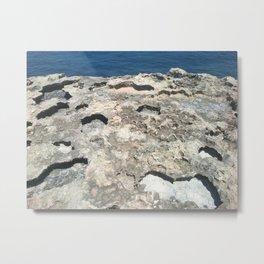 Ibiza landscape Metal Print