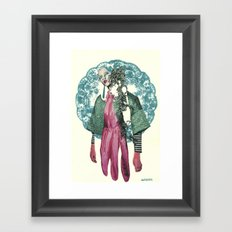 espero Framed Art Print