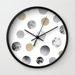 Dots....................................... Wall Clock