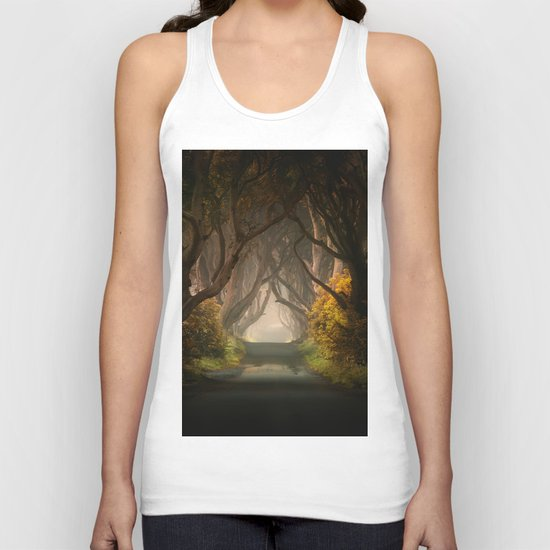 Summer's almost gone Unisex Tank Top