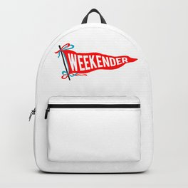 weekender flag Backpack