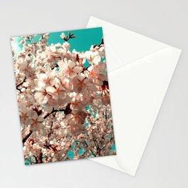 cherry blossom III Stationery Cards
