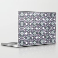 parks and rec Laptop & iPad Skins featuring Looping Parks by Anna Schoenberger
