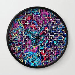 Imprint Character Wall Clock