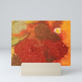 Red Sand Mini Art Print