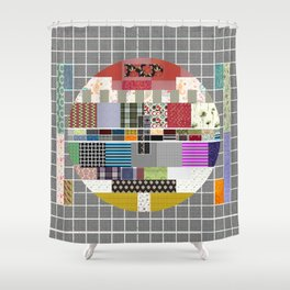 Test Shower Curtain