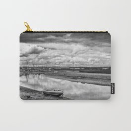 The Boats of Maldon Estuary in Summer Carry-All Pouch