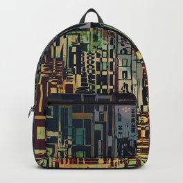 Where Are YOU -4 / Urban Density Backpack