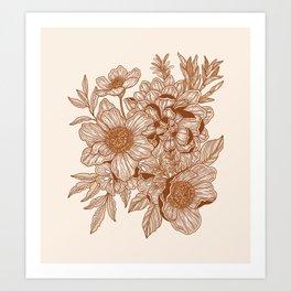Overgrown 5 Art Print