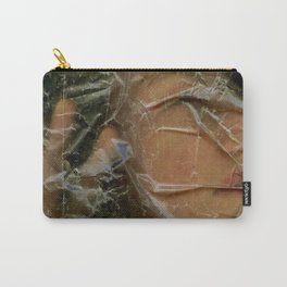 Aesthetic Face - Wax Paper Carry-All Pouch