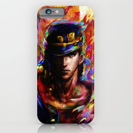 jojo iPhone Case