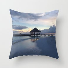 THE PARADISE Throw Pillow