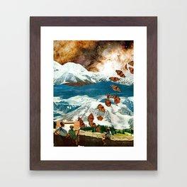 great migration Framed Art Print