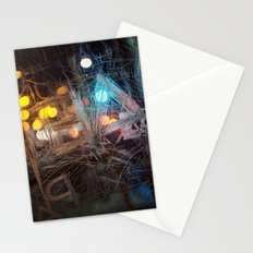 Scraped Stationery Cards