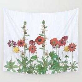Grow a garden Wall Tapestry