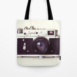 Zorki vintage camera Tote Bag