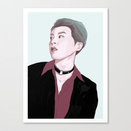 EXO X Canvas Print