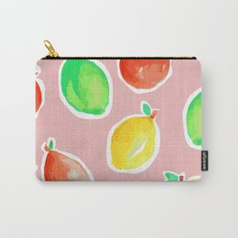 Lemon Love Carry-All Pouch