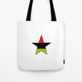flag of libya 3-Libyan,Tripoli,benghazi,misurata,bayda,cyrenaica Tote Bag