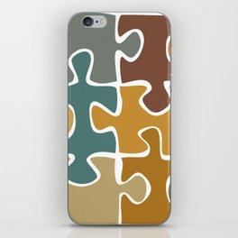 One World iPhone Skin