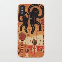 bruno mars iPhone & iPod Cases featuring Les danses de Mars by Exit Man