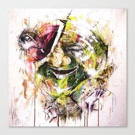 sail.soar. Canvas Print