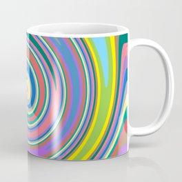 Rainbow swirl pattern Coffee Mug