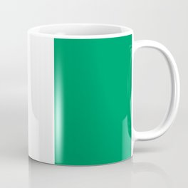 Flag of the suffragettes Coffee Mug