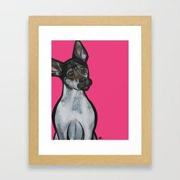 Kailyn Framed Art Print