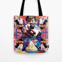 Romeo Kaleidoscope I Tote Bag
