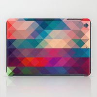 triangle iPad Cases featuring TRIANGLE by Hands in the Sky