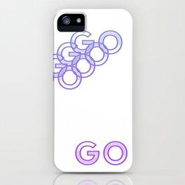 get up & iPhone Case