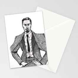 Nikolai Portrait Stationery Cards