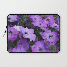 Petunias Laptop Sleeve