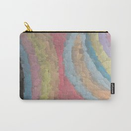 Embossed Chalk Carry-All Pouch