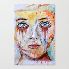 Deep Soul 11 - Hochkant Version Canvas Print